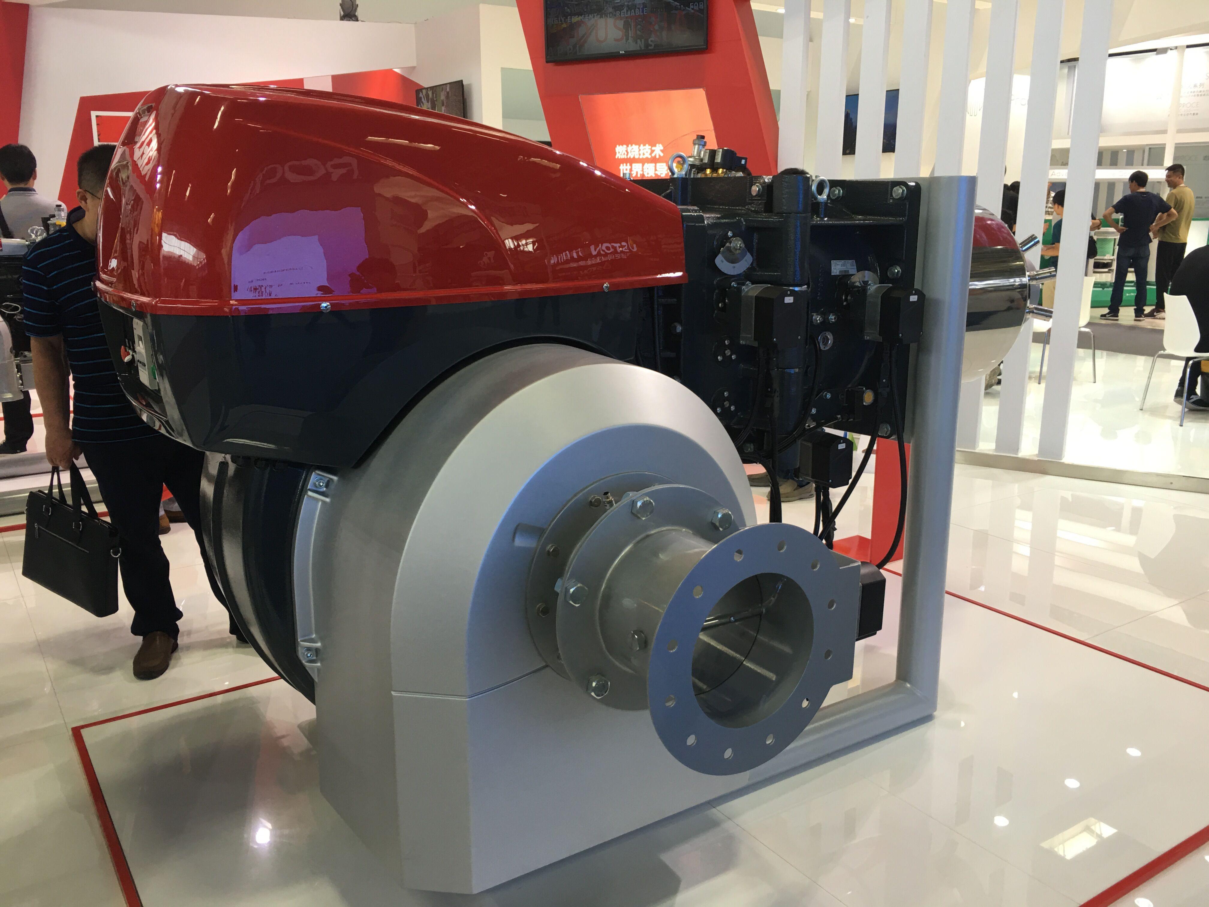 意大利利雅路低氮RS800E燃燒器