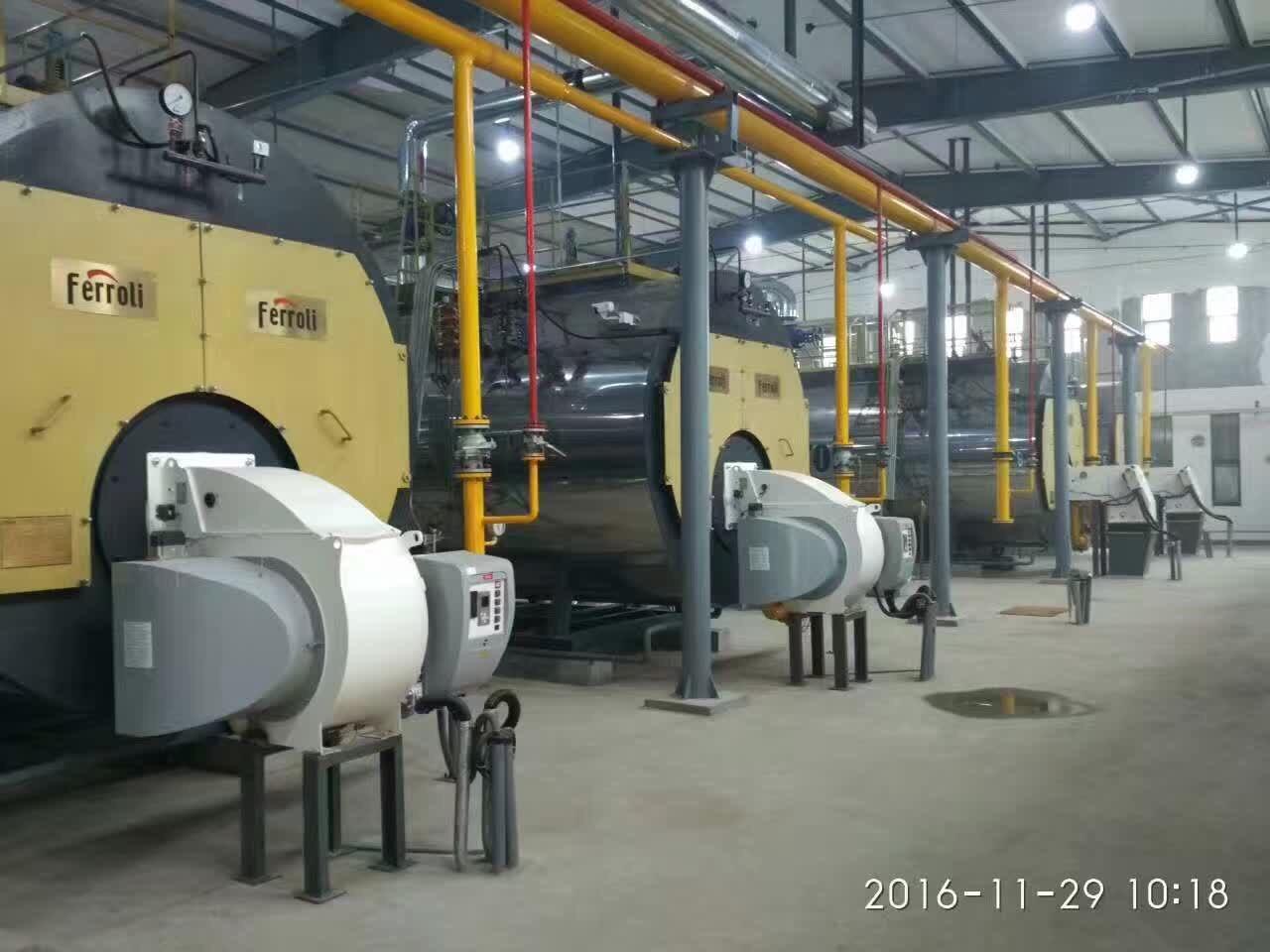 20噸燃氣歐科燃燒器