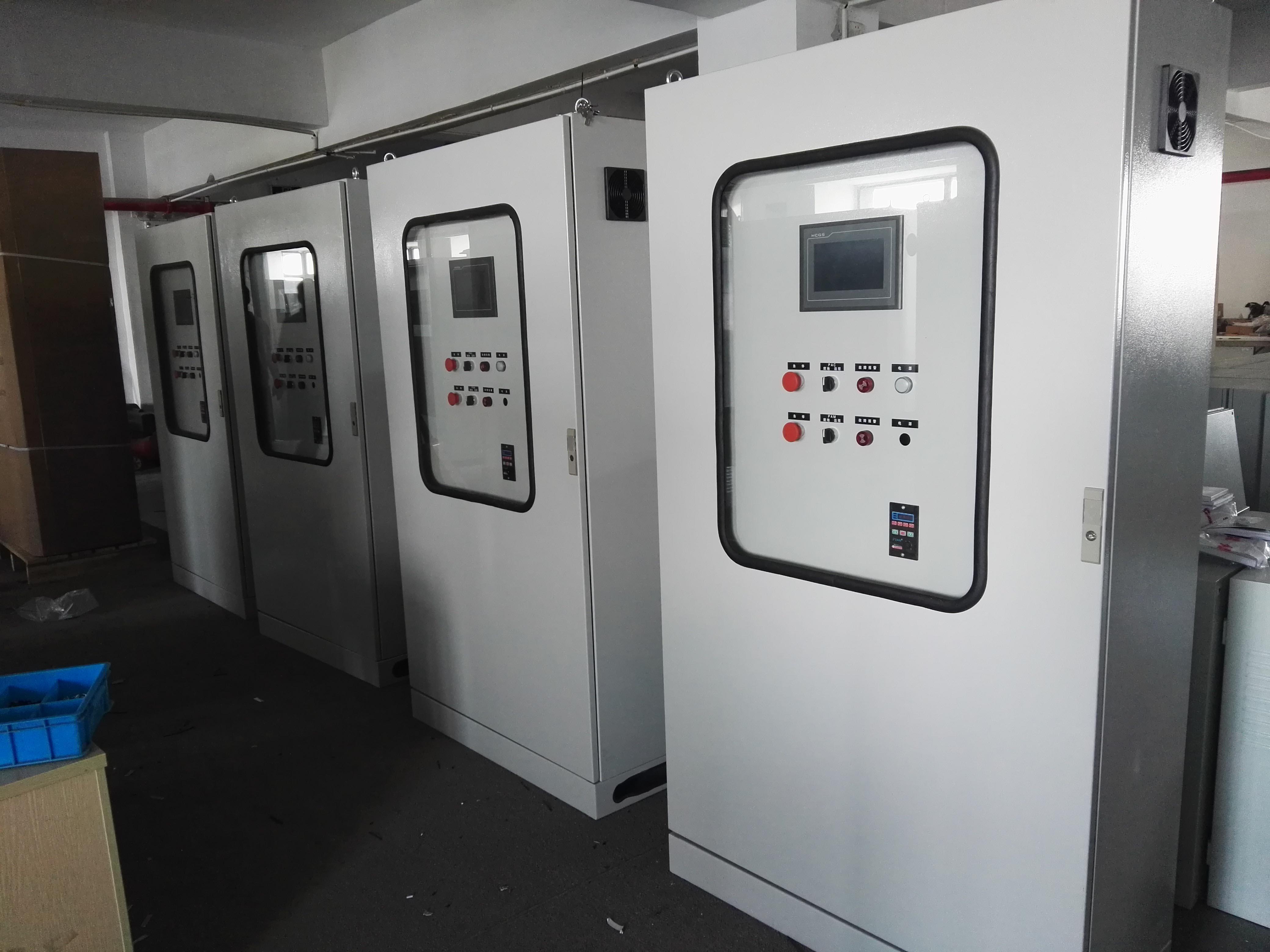 防爆電氣觸摸屏控制柜