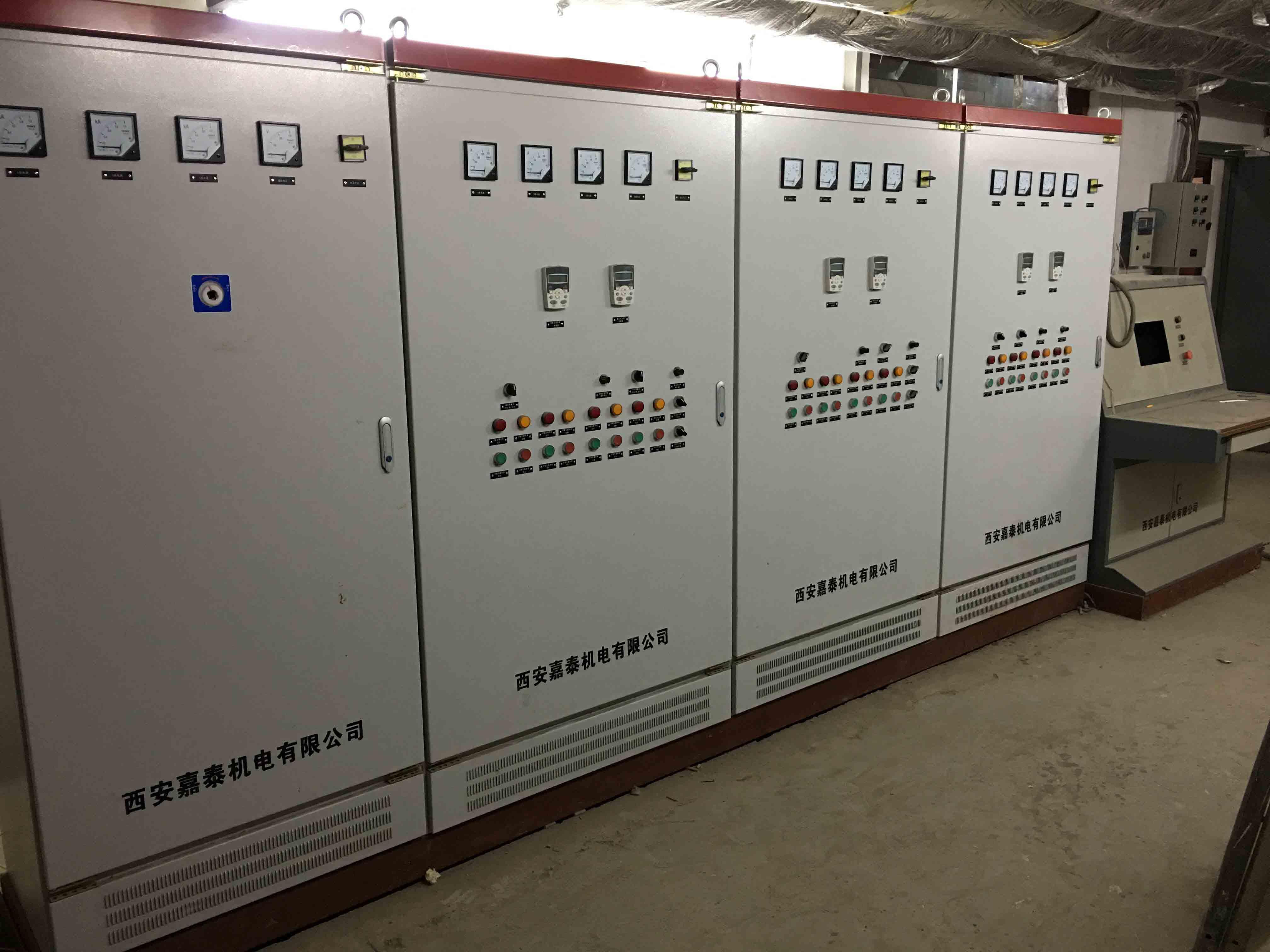 鍋爐房總配電柜