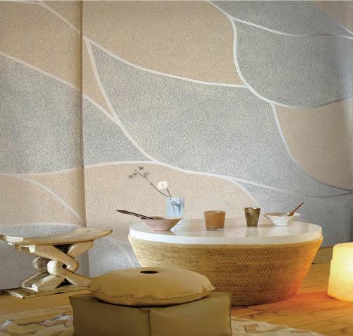 西安硅藻泥厂家介绍硅藻泥图案的选择