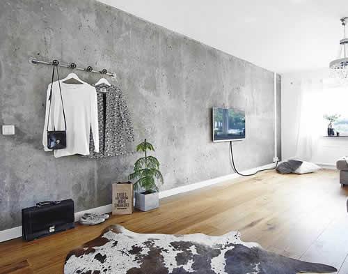 室内清水混凝土