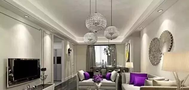 8款客厅硅藻泥精美装修效果图,你喜欢哪一个颜色?
