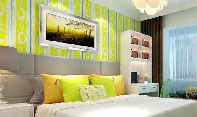 硅藻泥墙面装修选什么颜色好看?