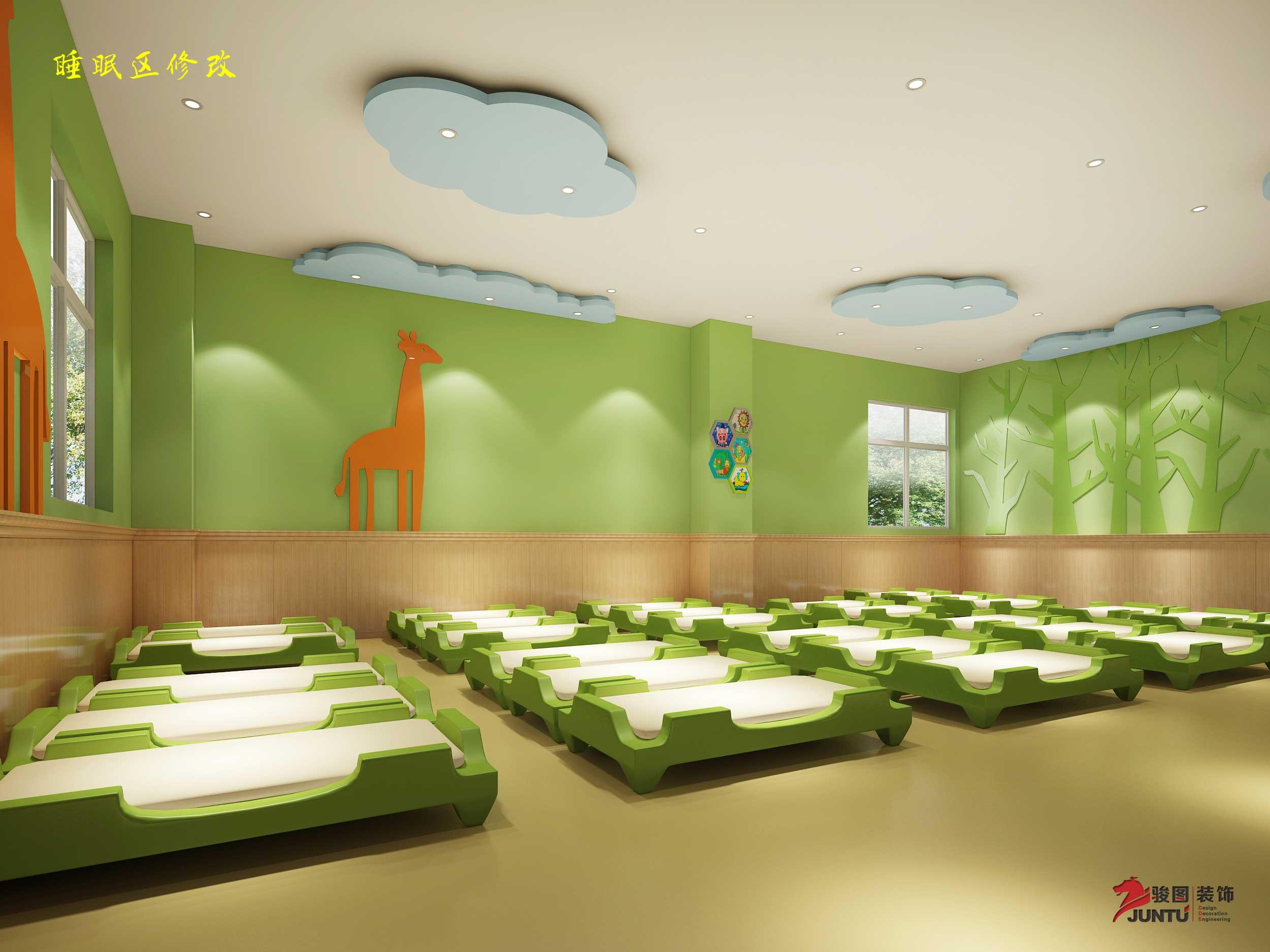 陕西幼儿园装修设计