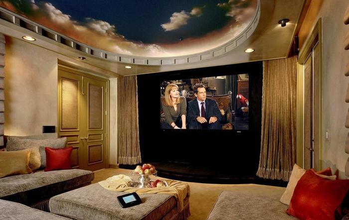 安装高端家庭影院设备在家也能享受瓦格纳乐剧