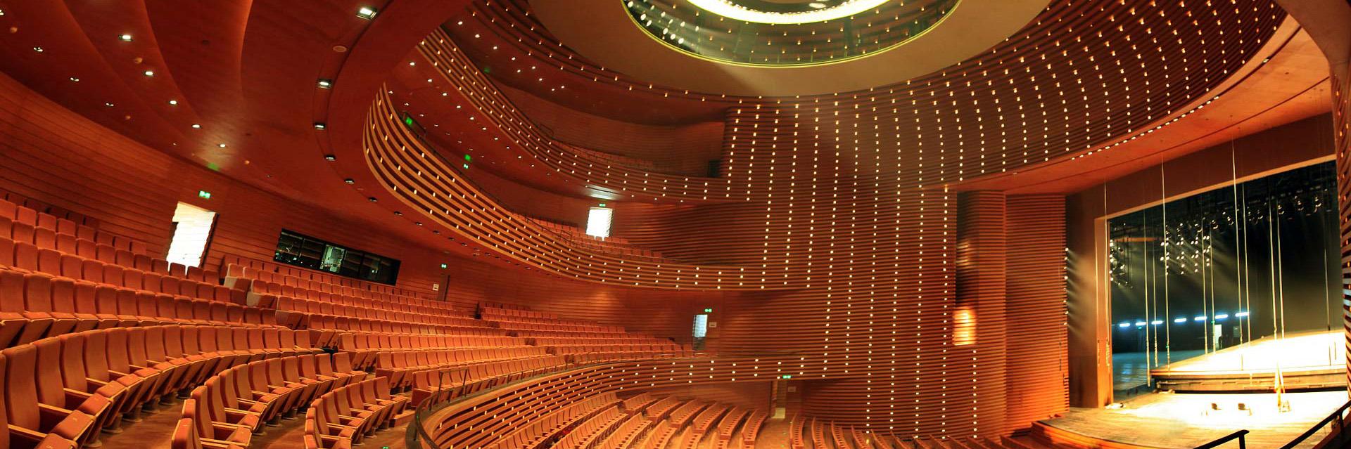 剧场声学设计