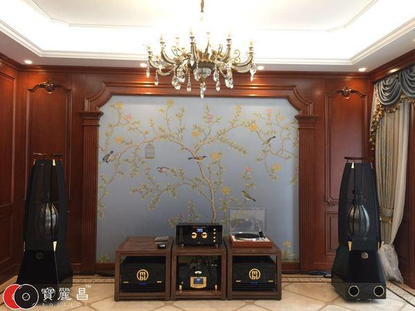 西安宝丽昌最新家庭音响系统声学设计案例赏析