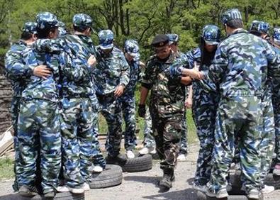 军事拓展培训基地