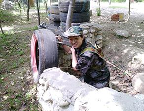 军事拓展夏令营