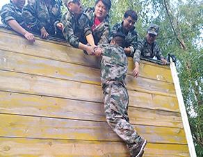 军事野外拓展培训