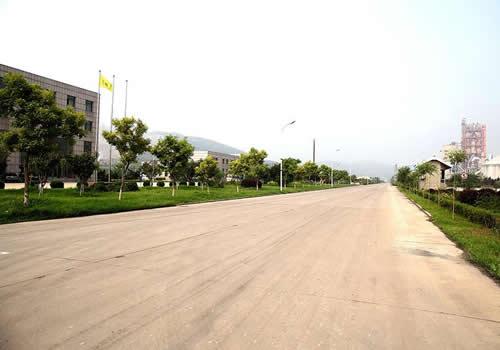 廠區路面鋪設