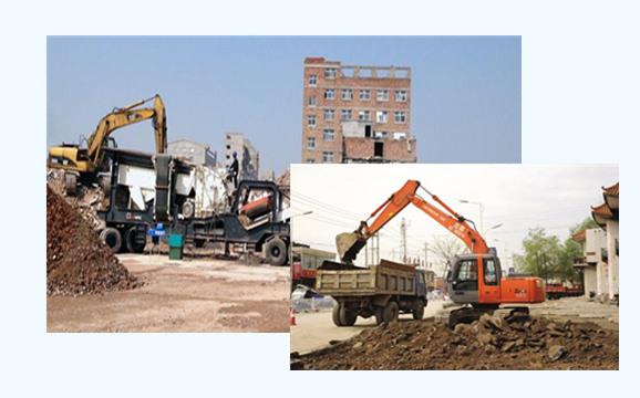 西安建筑垃圾破碎