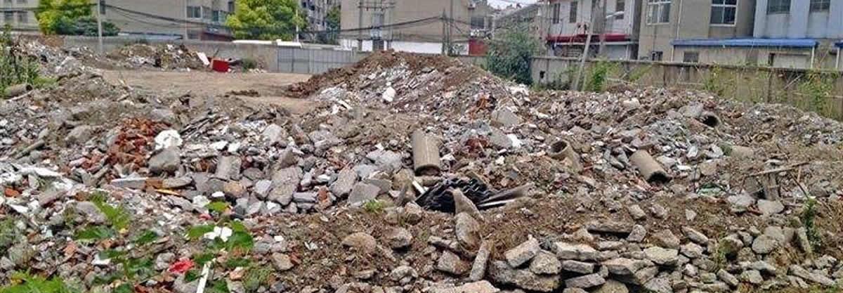 你知道嗎?建筑垃圾還可以回收處理再利用!