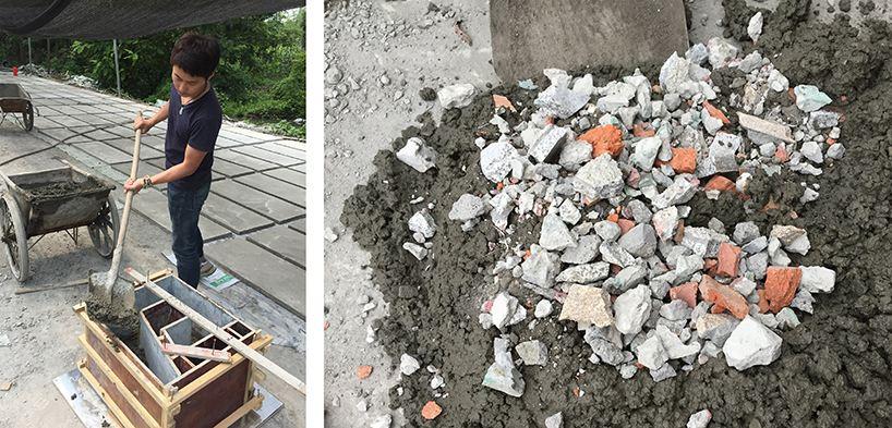 西安建筑垃圾回收公司谈再生混凝土的耐久性