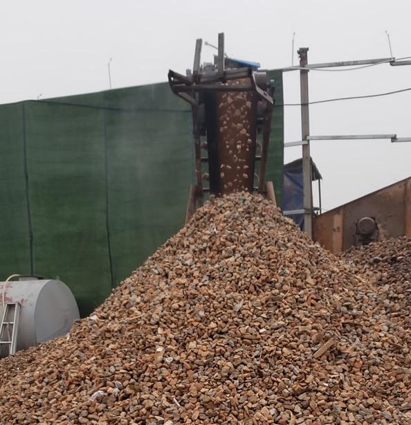 西安新星蓝天垃圾回收公司让建筑垃圾变废为宝