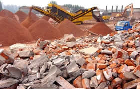 建筑垃圾不回收有什么不好的影響呢?