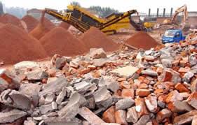 西安建筑垃圾回收