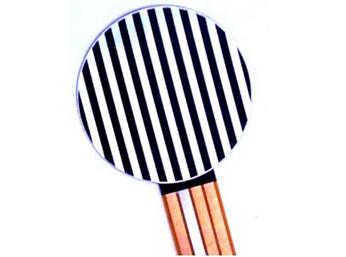 辐射型薄膜热流传感器