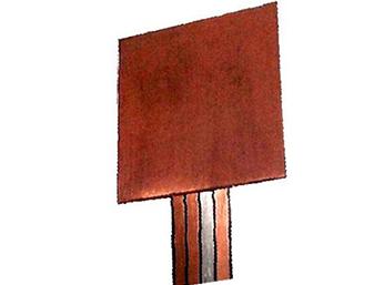 传导型薄膜热流传感器