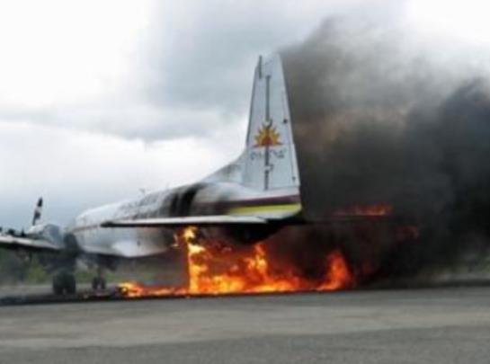中国民用航空局某高校完成飞机灭火性能研究