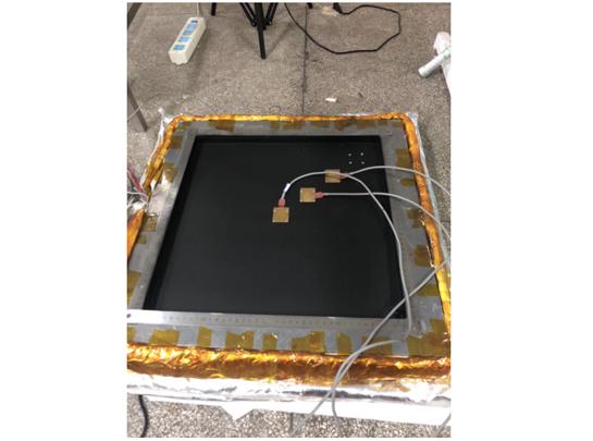 低温液氮换热试验
