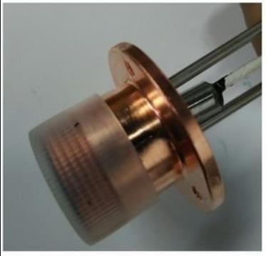 超高温薄膜热流传感器制作