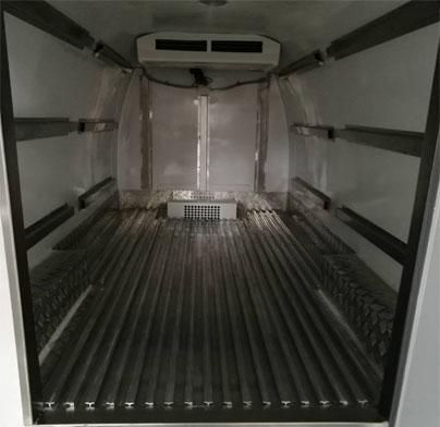 疫苗试剂冷藏车