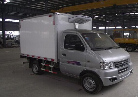 东风骏风2.25米冷藏车