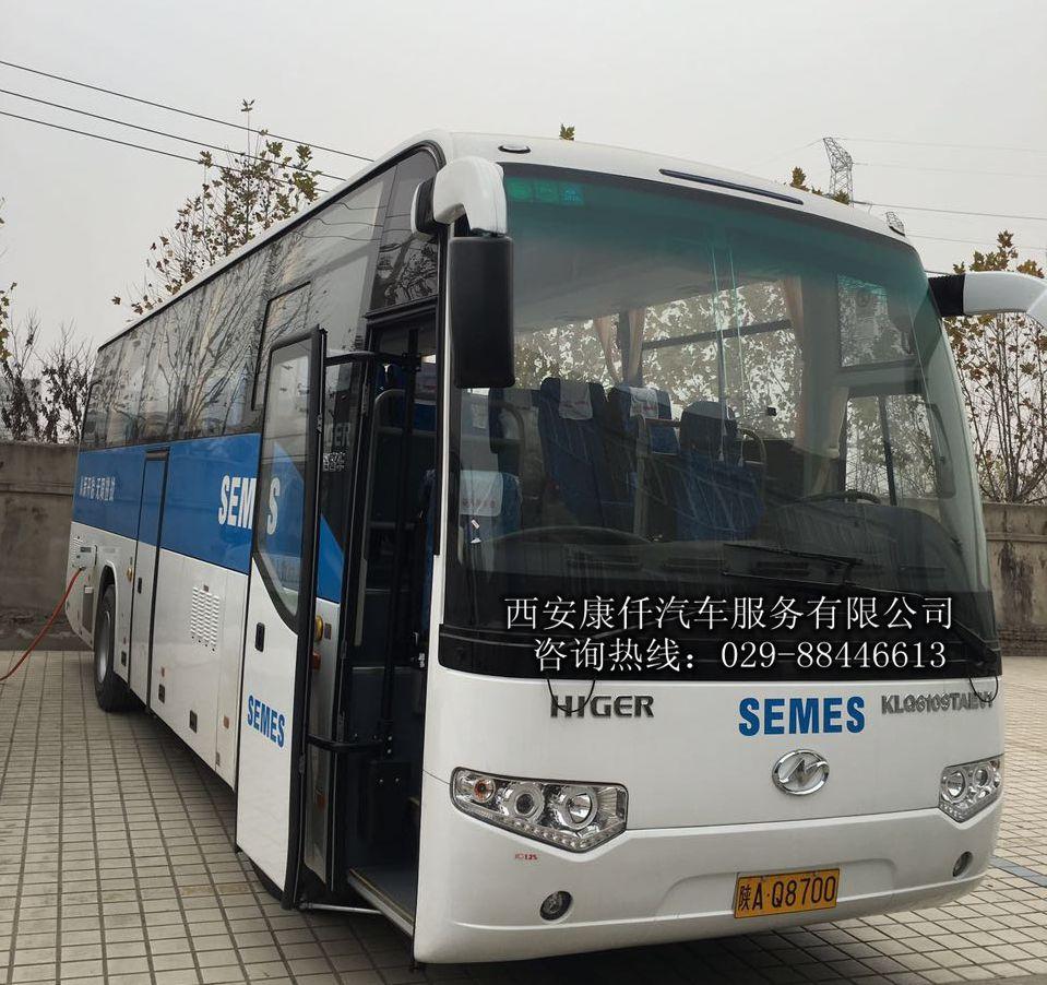 纯电动大巴车