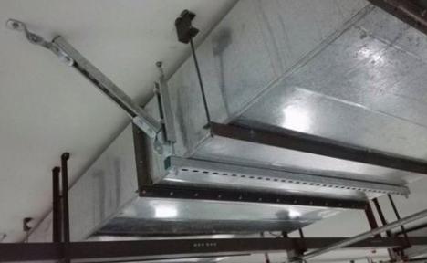 安装抗震支架时都需要配备哪些配件?