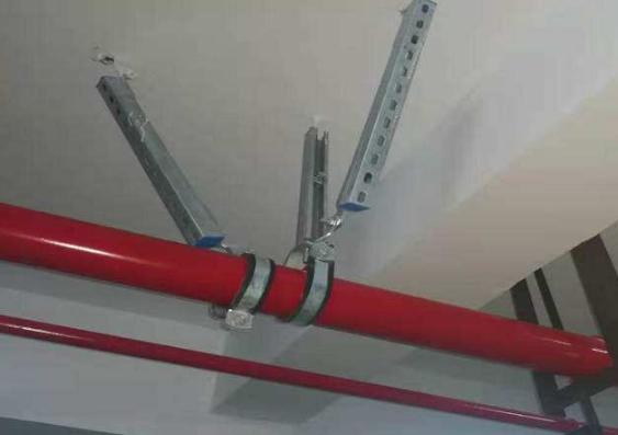 抗震支架厂家解析安装时需要用哪些配件?