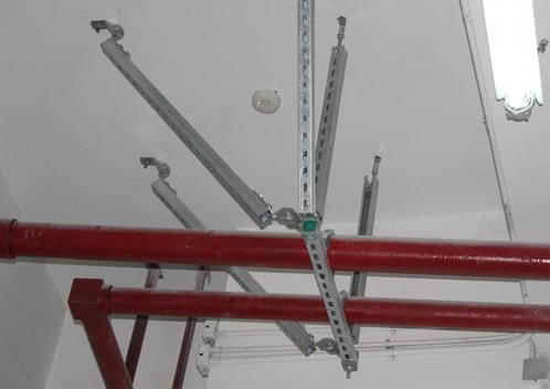 抗震支架的制作标准是什么?