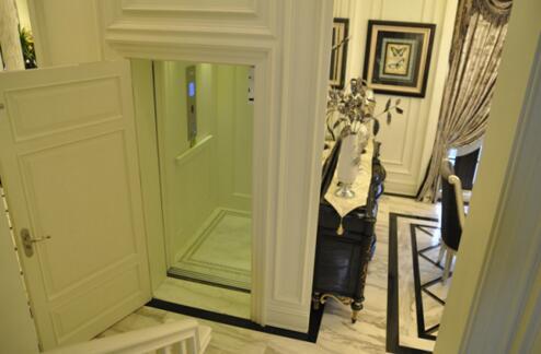家用别墅电梯多少钱一台?