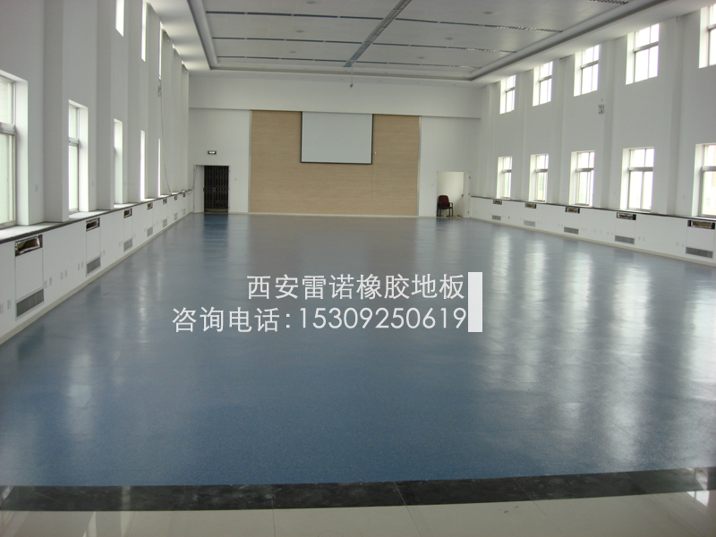 橡膠地板生产商