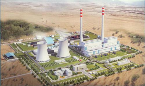 大唐渭河热电厂