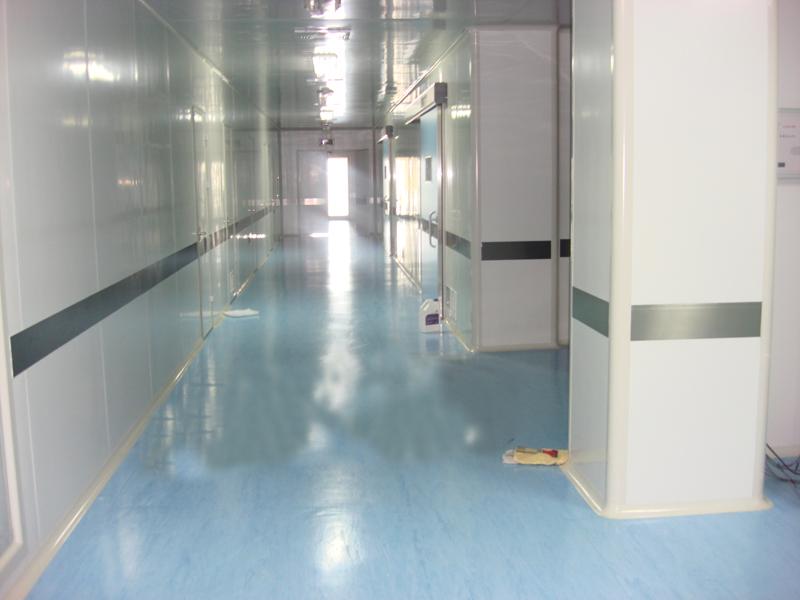 西安医学院第一附属医院橡膠地板