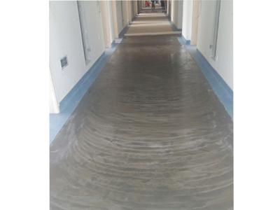 福建福清市医院橡膠地板案例