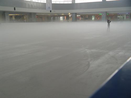 溜冰场专用橡膠地板