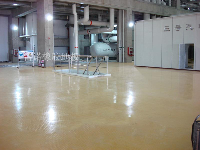 關于防靜電橡膠地板的冷知識,你知道哪些?