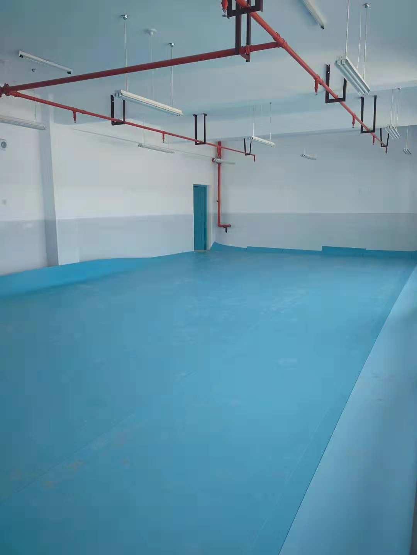 幼儿园橡膠地板