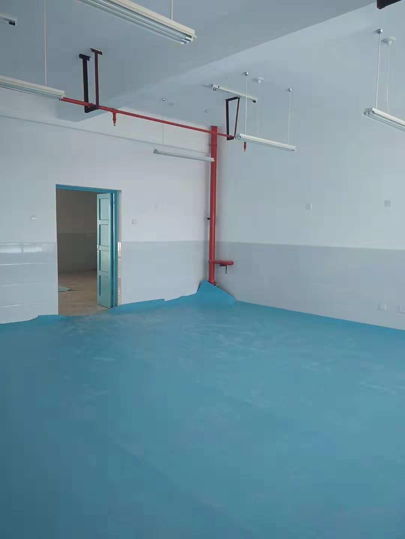 卷材橡膠地板