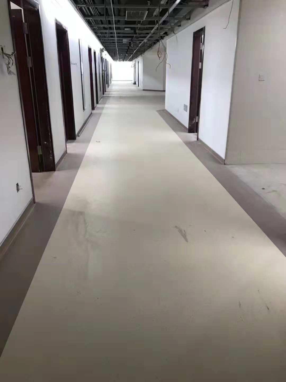 橡膠地板在辦公環境的應用