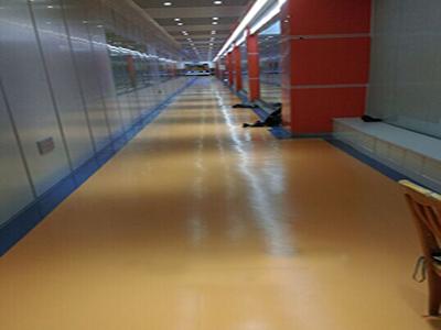 防靜電橡膠地板