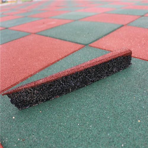 橡胶地板,环保舒适的流行新选择
