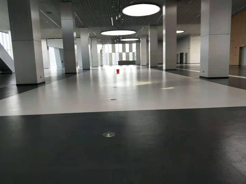 環保橡膠地板已廣泛應用于各種場所
