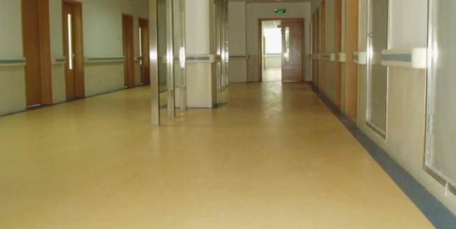 環保橡膠地板的施工注意事項