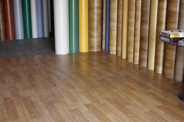 片材橡胶地板
