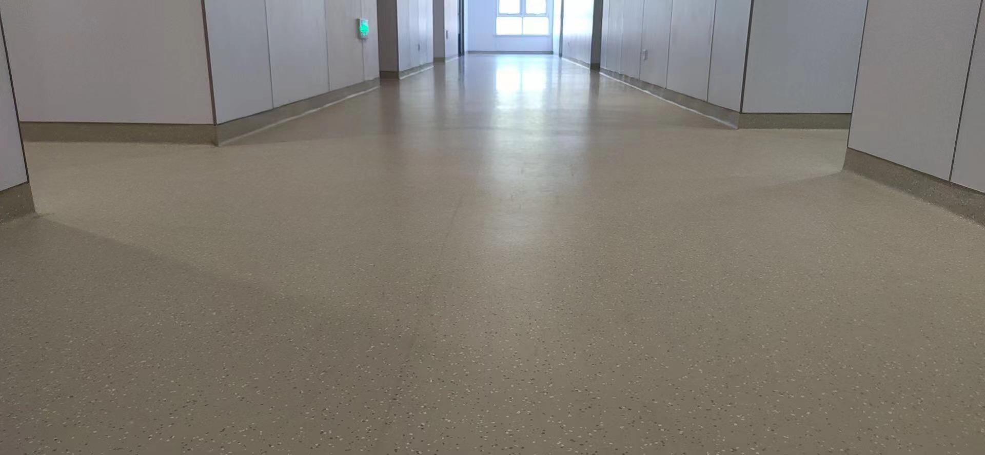 橡胶地板卷材