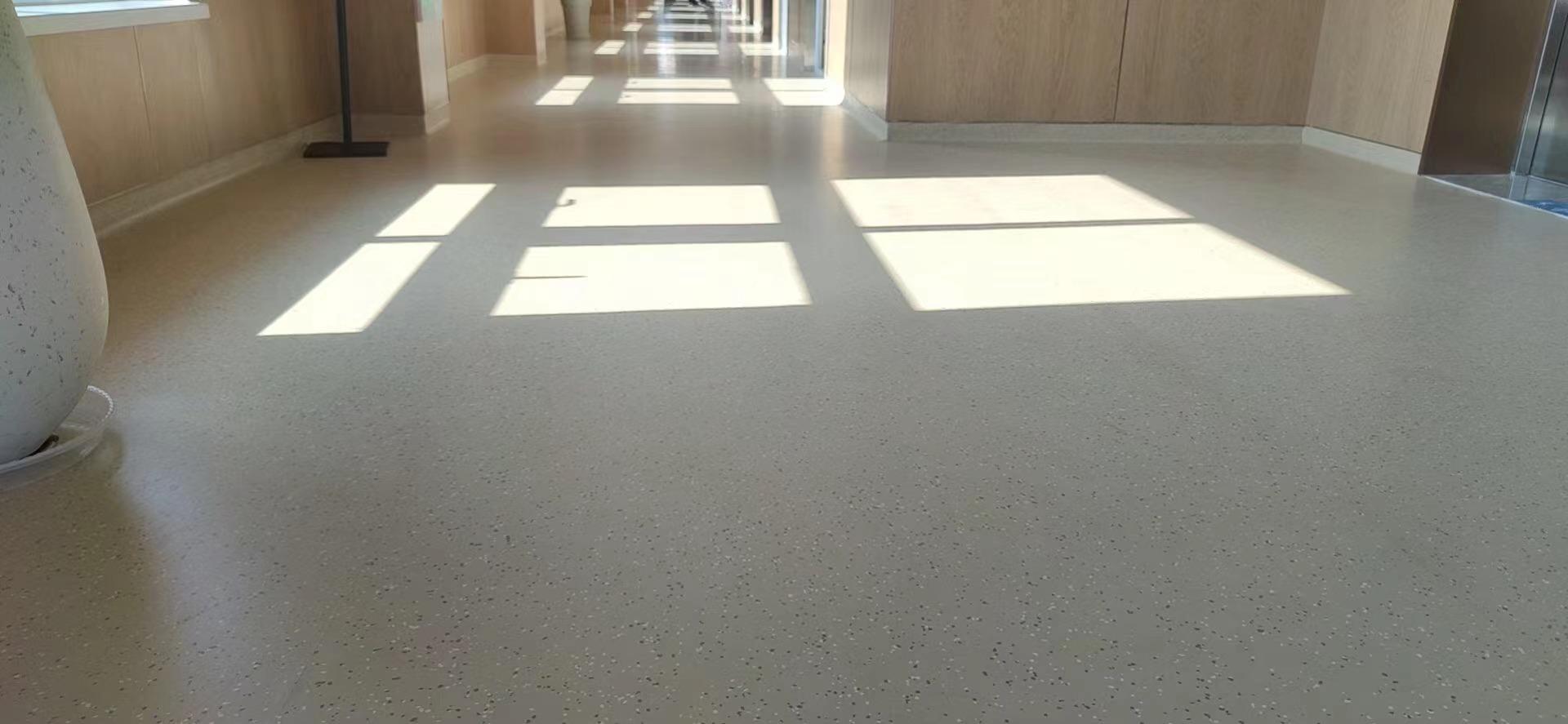 医院橡胶地板